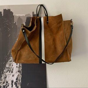 Clare V leather bag